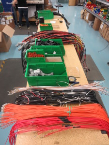 Engineering Wire Harness Component Selection